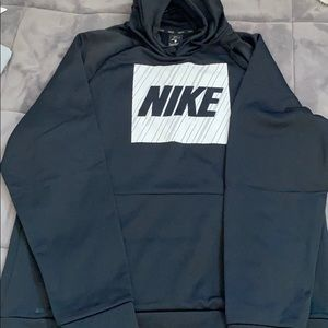 Jet Black Nike XL Sweatshirt